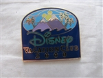 Disney Trading Pins 42 Disney Vacation Club - 2000 (Public)