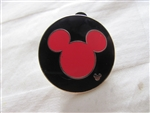 Disney Trading pin 42005 WDW Cast Lanyard Collection 4 - Mickey Icon (Red)