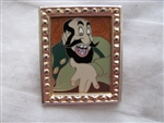 Disney Trading Pin 42123 DisneyShopping.com - Villains Portraits 3 Pin Set (Stromboli)