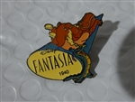 Disney Trading Pin Countdown to the Millennium Series #50 (Fantasia / Ben Ali Gator / Hyacinth Hippo)