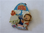 Disney Trading Pin   42473 DCL - Chicken Little - Opening Day - Chicken Little & Fish
