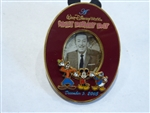 Disney Trading Pin 42578 WDW - Walt Disney Day 2005