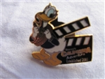 Disney Trading Pin 4265: DCA - Clapboard Series (Donald)