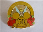Disney Trading Pins   42821 DLR - Cast Member - Thanksgiving 2005 (Tinker Bell)