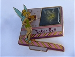 Disney Trading Pin 43073 DLRP - Tinker Bell on Clapboard