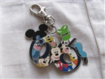 Disney Trading Pin 43395: 06 Collection (Lanyard Medallion)