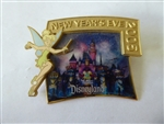 Disney Trading Pins 43408 DLR - New Year's Eve 2005 (Tinker Bell) 3D