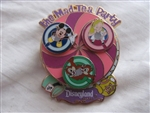 Disney Trading Pins  43413 DLR - Mad Tea Party Ride (Spinner/3D)