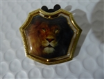 Disney Trading Pin The Chronicles of Narnia - The Lion, The Witch and The Wardrobe Spinner