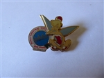 Disney Trading Pin 43541 WDW - Merry Christmas 2005 - Magic Kingdom - Tinker Bell