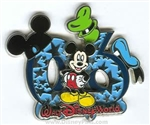 Disney Trading Pin WDW - 06 Collection (Mickey Mouse)