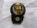 Disney Trading Pin 4361: Disneyland 35th Anniversary - Tomorrowland (Pluto)