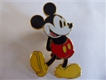 Disney Trading Pins 43624: Mickey Mouse (Standing w/Foot Out)