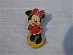 Disney Trading Pin 44594: Minnie Mouse - Coy