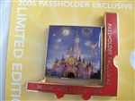 Disney Trading Pin 44698 WDW - Passholder Exclusive - Puzzle Collection 2006 - Magic Kingdom (Tinker Bell)