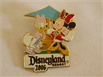 Disney Trading Pin  44864 DLR - Pin Trading Nights Collection 2006 (Minnie Mouse and Daisy Duck)
