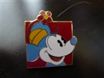 Disney Trading Pin 4498 Tokyo Disneyland - Blue Ear Minnie on Red Square