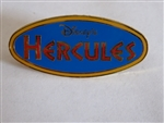 Disney Trading Pin 4507 Hercules Commemorative Set (Logo)