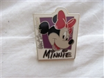 Disney Trading pin  45144 WDW - Colorful Box Characters (Minnie Mouse)