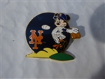 Disney Trading Pin Mickey Mouse Major League Baseball (New York Mets)