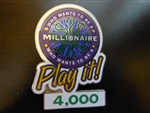 Disney Trading Pin  4565 Who Wants to Be a Millionaire: Play it! Set (4000 Points)