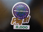 Who Wants to Be a Millionaire: Play It! Set (8000 Points)