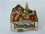 Disney Trading Pin  45695 DLR - Pin Trading Nights Collection 2006 (Chip & Dale)
