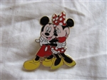 Disney Trading Pins 45835: Booster Collection - Mickey Mouse & Friends (4 Pin Set) Mickey & Minnie