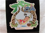 Disney Trading Pin 46009 WDW - April Fool's Day 2006 (Lilo and Stitch)