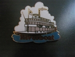Disney Trading Pin 462 WDW Riverboat