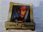 Disney Trading Pin Pirates of the Caribbean - Captain Jack Sparrow Poster