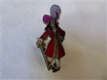 Disney Trading Pin 46569 DS - Captain Hook