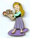 Disney Trading Pin it's a small world - A Magical Transformation - Briar Rose