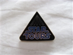 Disney Trading 466 Star Tours Logo (Black)
