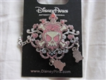 Disney Trading Pins 47070: Pirates of the Caribbean - Skull Princess
