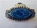Disney Trading Pin 4718 DCA - Blue Swirl Ears