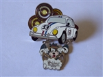 Disney Trading Pin 47221 WDW - It All Started With Walt - Film and Television - Herbie and Goofy