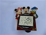 Disney Trading Pin  47229 WDW - It All Started With Walt - Animation - Disney Animation