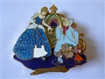 Disney Trading Pin  47230 WDW - It All Started With Walt - Animation - Artist Choice - Walt Disney's Cinderella