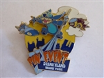 Disney Trading Pins  47359 DLRP - Bonjour Paris Pin Event - Stitch on the Eiffel Tower