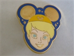 Disney Trading Pins   47375 DLR - Golden Ear Mystery Tin Pin Set (Tinker Bell)