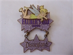 Disney Trading Pin  47385 DLR - Father's Day 2006 - Tinker Bell