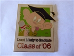 Disney Trading Pin  47572 Disney Auctions - Graduation 2006 (Dopey) Artist Proof