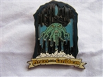 Disney Trading Pin 47588: Pirates of the Caribbean - Attraction - Davy Jones