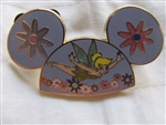 Disney Trading Pin 47731: Mickey Mouse Ear Hat - Tinker Bell