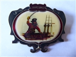 Disney Trading Pin 47781 WDI - Marc Davis Pirate - Captain on the Ship