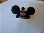 Disney Trading Pin 47861 DLR - Sales and Marketing - Mickey Ears Hat - Mickey Mouse Club Logo (Gift Pin)