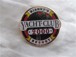 Disney Trading Pins  48 Disney's Yacht Club Resort - 2000