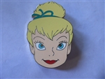 Disney Trading Pin  48031 Disney Auctions - Tinker Bell Face (Jumbo) Artist Proof Version