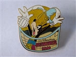 Disney Trading Pin 48083 WDW - Summer Fun Collection 2006 - Goofy